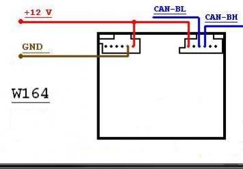 aktualisierung fuer vvdi bga mb w164 adapter. Black Bedroom Furniture Sets. Home Design Ideas