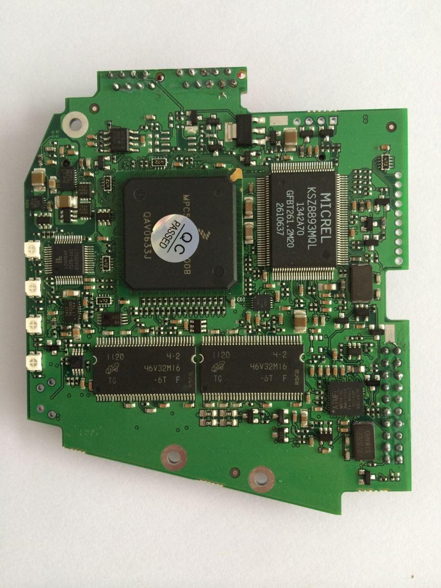 B C Mit W/ärmeableitung Plus ICOM haodene V2018.12 ICOM Next ICOM A2 Im Anschluss An Einen Professionellen ICOM A2-Diagnoseprogrammierer A